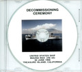 USS Mauna Kea AE 22  Decommissioning Program on CD 1995