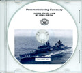 USS McKean DD 784 Decommissioning Program on CD 1981