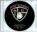 USS Midway CV 41 Decommissioning Program on CD 1992