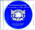 USS Richard L Page DEG 5 Commissioning Program on CD 1967