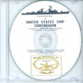 USS Conyngham DDG 17 Commissioning Program on CD 1963