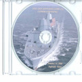 USS San Antonio LPD 17 Commissioning Program on CD 2006