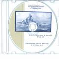 USS William V Pratt DLG 13 Commissioning Program on CD 1973