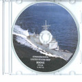 USS Boone FFG 28 Commissioning Program on CD 1982