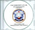 USS Yorktown CG 48 Deommissioning Program on CD 2004