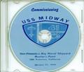 USS Midway CVA 41 Recommissioning Program on CD 1970