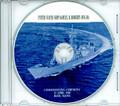 USS Samuel B Roberts FFG 58 Commissioning Program on CD 1986 Plank Owner