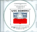 USS Somers DDG 34 Commissioning Program on CD 1968 Plank Owner