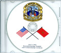 USS Bristol County LST 1198 Decommissioning Program on CD 1994