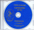 USS Capodanno DE 1093 Commissioning Program on CD 1973 Plank Owners