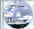 USS Carl Vinson CVN 70 Commissioning Program on CD 1982 Plank Owners