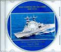 USS Comte DE Grasse DD 874 Decommissioning Program on CD 1998