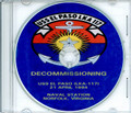 USS El Paso LKA 117 Decommissioning Program on CD 1994