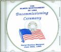 USS Elmer Montgomerey FF 1082 Decommissioning Program on CD 1993