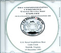 USS Exploit MSO 440 Decommissioning Program on CD 1993