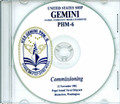 USS Gemini PHM 6 Commissioning Program on CD 1982 Plank Owners