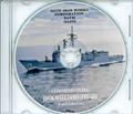 USS Jack Williams FFG 24 Commissioning Program on CD 1981 Plank Owners