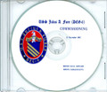 USS Julius A Furer DEG 6 Commissioning Program on CD 1967 Plank Owners