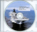 USS Wasp LHD 1 Commissioning Program on CD Plank Owner