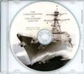 USS Howard DDG 83 Commissioning Program on CD Plank Owner