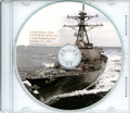 USS Stethem DDG 63 Commissioning Program on CD Plank Owner