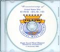 USS King DLG 10 Commissioning Program 1960 on CD Plank Owner
