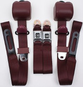 3pt Seatbelt w/GM Buckle Style