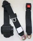 Jeep 3pt Retractable Rear Belt (#4) (Sold Individually)