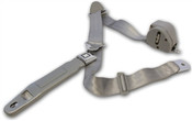 1964-75 GM/Chevy Shoulder Belt System w/Push-Button Buckles -