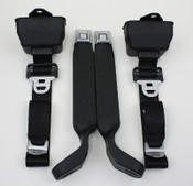 Seatbelt Solutions 1978-79 3pt Frt Bronco Retractable S/L Belts