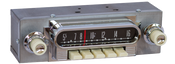 1962-63 Ford Ranchero AM/FM/Stereo Radio with bluetooth