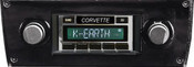 Custom AutoSound 1977-82 Corvette USA-630 In Dash AM/FM