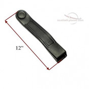 """Seatbelt Planet 12"""" Replacement Sleeve for End Release Buckles 1"""