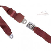 Seatbelt Planet Metal Starburst PB Lap Seatbelt 1