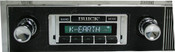 Custom AutoSound 1957-58 Buick Super USA-630 In Dash AM/FM