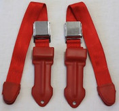 1964-1967 Mopar B Body Bucket Seat Lap Belts