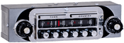 1956-57 Ford Thunderbird Town & Country AM/FM/Stereo Radio with bluetooth