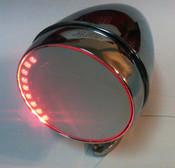 Bullet Mirror LED Kit - PAIR - MP-8002-RD-S