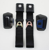 Seatbelt Solutions 1968-77 Ford Bronco Retractable Lap Belts