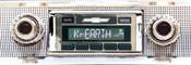 Custom AutoSound 1957 Chevy Tri 5 USA-630 In Dash AM/FM