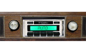 Custom AutoSound 1971-73 Cadillac USA-630 In Dash AM/FM