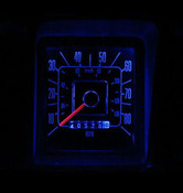 1966-77 Bronco LED Lamps For Your Gauges-Blue