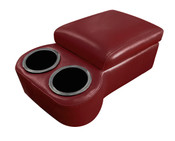 Ford Galaxie Bench Seat Console & Cup Holder