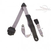 Seatbelt Planet 3pt Ret End Release Cable Style L/S Seat Belt 1