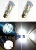 Billet Ultra-Bright WHITE BU Lamps Kit-MP-1142-BLT-XP-WHITE