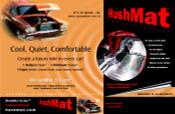 HushMat Ultra Vehicle Kit - '61-'62 MOPAR A-Body - 66161