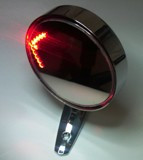 LED Turn Signal Mirror Kit - PAIR - MP-8001-RD
