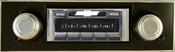 Custom AutoSound 1970-81 Camaro USA-630 w/USB