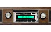 Custom AutoSound 1967-68 Cadillac USA-630 In Dash AM/FM