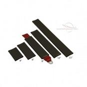 Seatbelt Planet Protective Flat Sleeves - Black 1